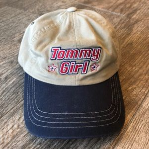 Tommy girl hat